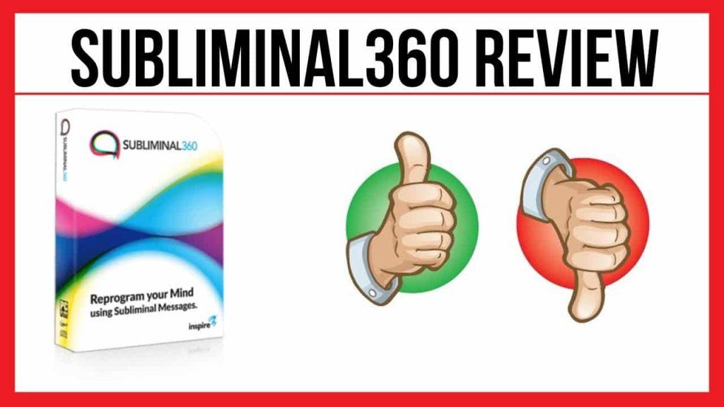 Programa Subliminal360: Como hacer videos subliminales 2
