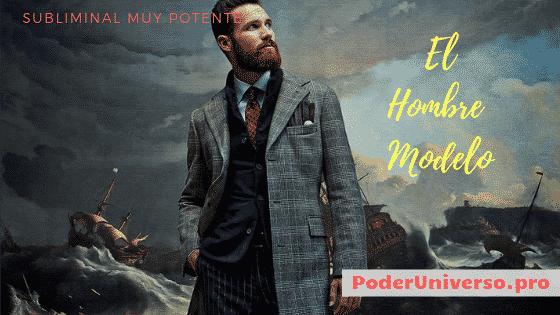 Modelo de Revista #3 Versión Hombres | Potente Audio Subliminal 2